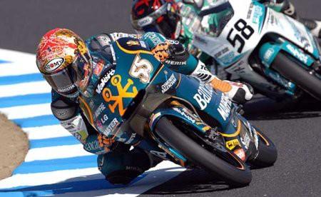 Grand Prix Valencie 125 - 1. kvalifikace
