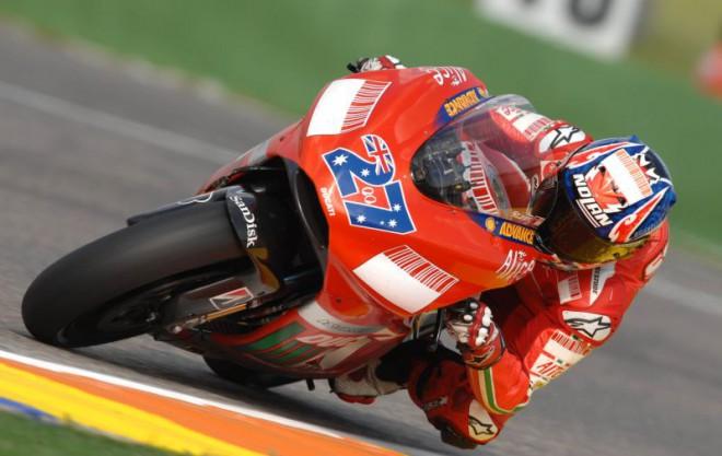 Grand Prix Valencie MotoGP - pátek