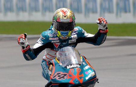 Grand Prix Valencie 125 - 2. kvalifikace