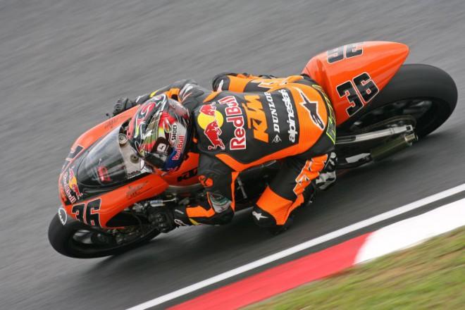 Grand Prix Valencie 250 - 2. kvalifikace