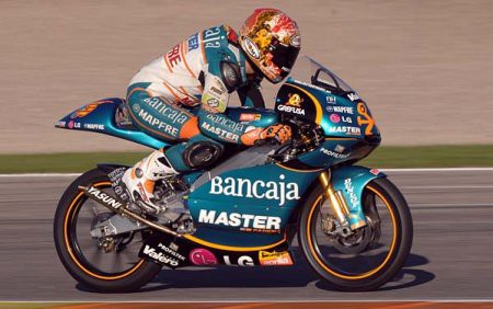 Grand Prix Valencie 125cc