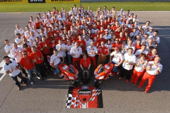 Skvìlý rok pro Ducati Marlboro Team