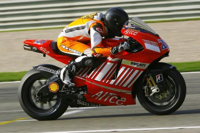 FOTOGALERIE - Michael Schumacher ve Valencii