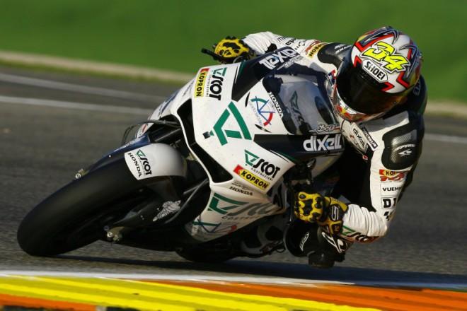 FOTOGALERIE – Testy MotoGP ve Valencii 2007