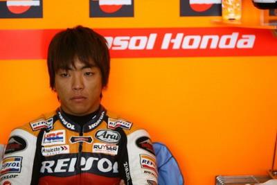 Shuhei Aoyama do superbiku