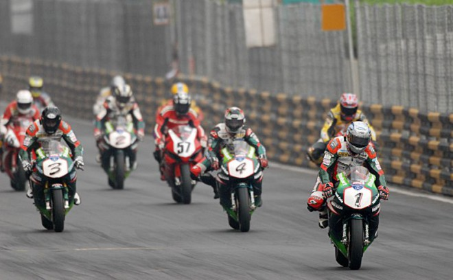41th Macau Gran Prix – kvalifikace