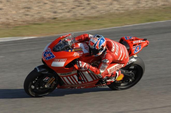 Testy MotoGP Jerez 2007 (1)