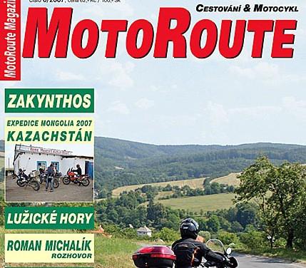 MotoRoute è. 6 / 2007