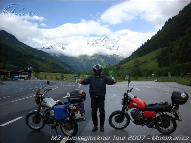 MZ – Grossglockner Tour
