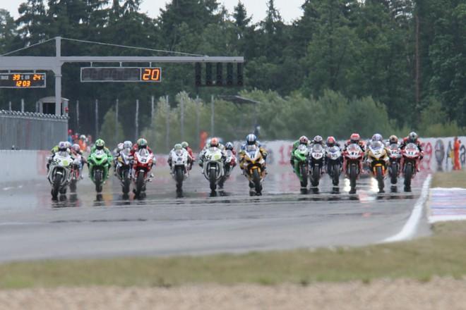 V roce 2008 testy MotoGP a WSBK v Brnì