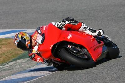 Pojede Niccolo Canepa uz v roce 2008 v MotoGP?