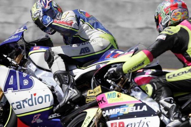 Kdo kde v GP 125 a 250 cc v roce 2008?