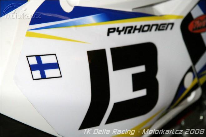 Delta Racing 2008