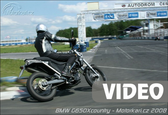 BMW G650 Xcountry
