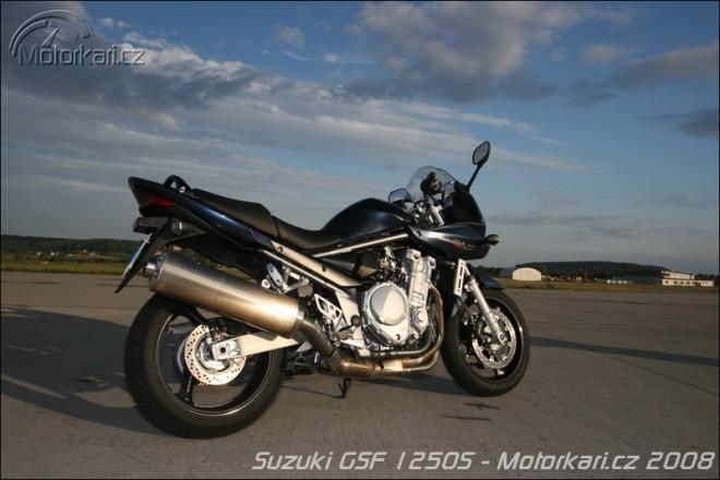 Suzuki GSF650N & GSF1250SA