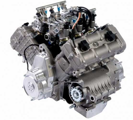P�edstaven� motoru FGR 2500 V6