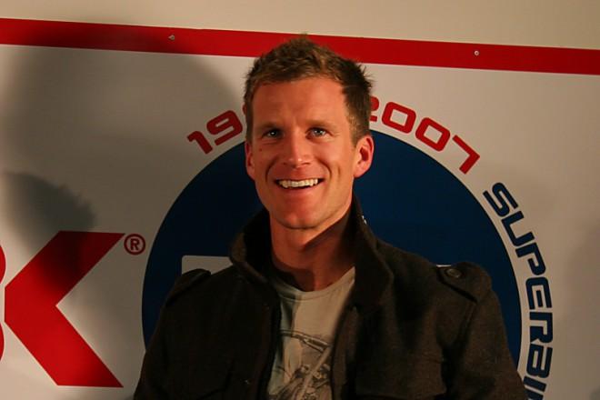 Neil Hodgson za Hondu v USA