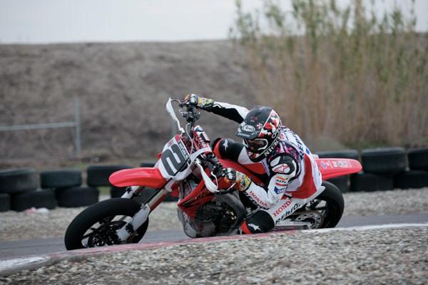 Bratøi Haydenové na motardech
