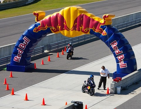 Red Bull AMA U.S. Rookies Cup 2008