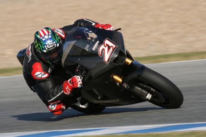 Kawasaki pøedstaví tým v Jerezu