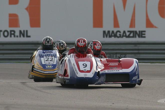 Mistrovství svìta Sidecar 2008
