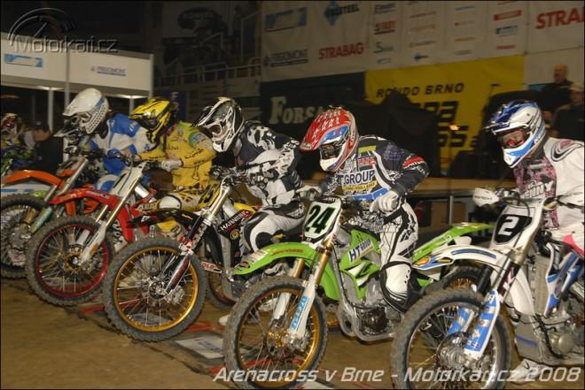 Arenacross v Rondu