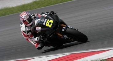 Sepang - testy MotoGP 2. den