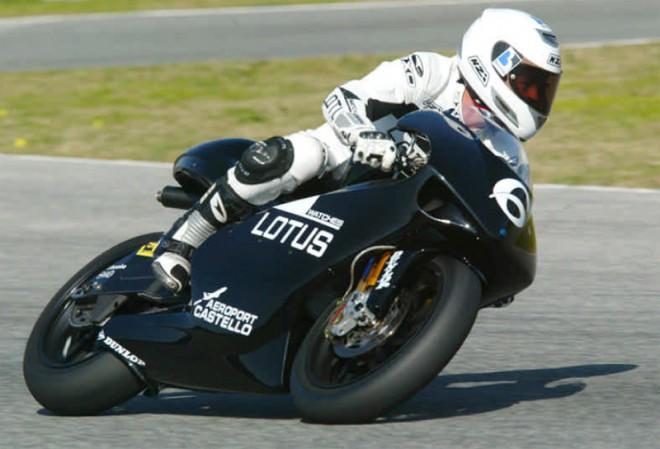 Jerez - testy 125 a 250 cc 1. den