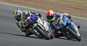 Valencia - testy 125 a 250 cc 1. den