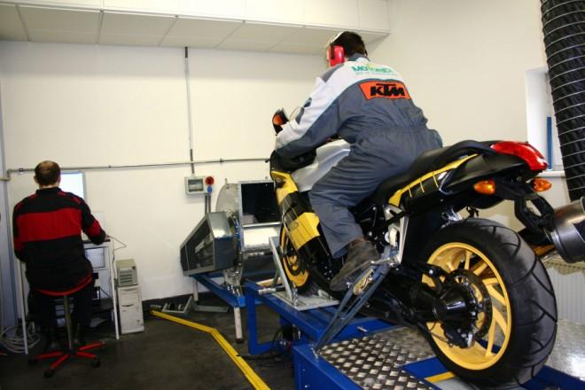 Chcete se stát mechanikem motocyklù?