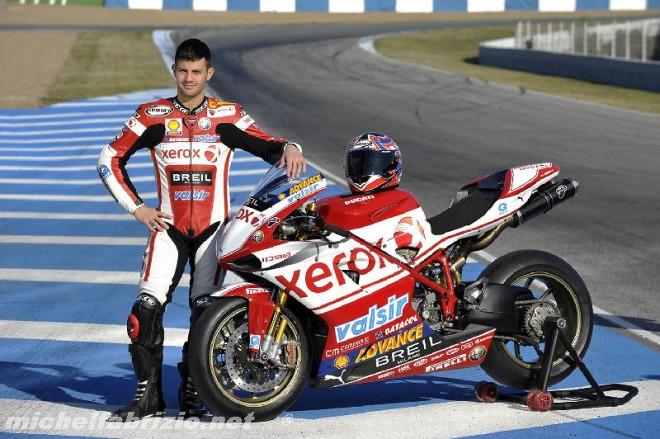 WSBK Losail –  … a Ducati ještì rychlejší