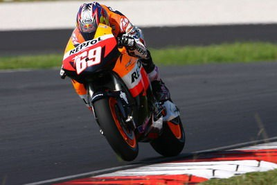 IRTA testy MotoGP - Jerez