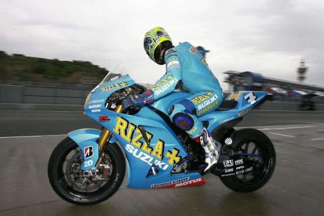 IRTA  testy MotoGP - Jerez (3. den)