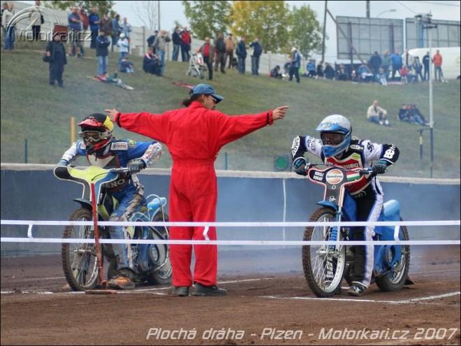 Speedway Fakta - Plochodrážník roku 2007