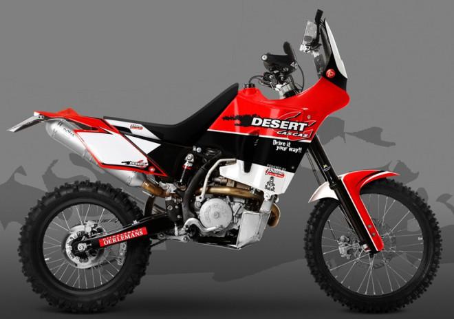 GAS GAS pro Dakar