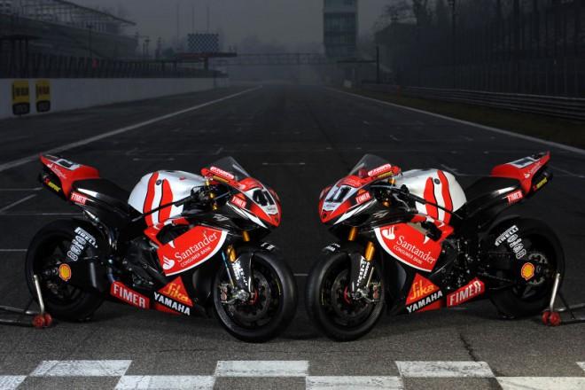 Yamaha: Haga si líže rány, Corser se vrací domù