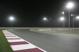 Testy MotoGP v Losailu (1)