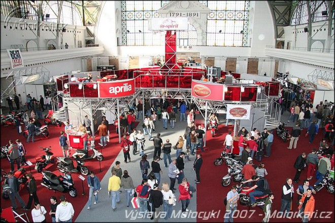 Prùvodce výstavou Motocykl 2008