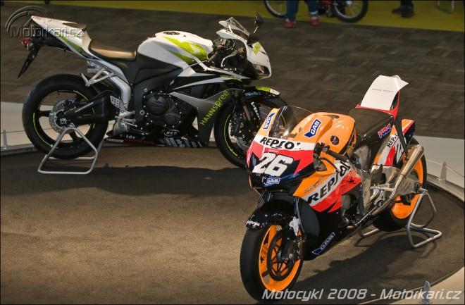Vše o výstavì Motocykl 2009