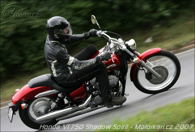 Honda VT750 Shadow Spirit