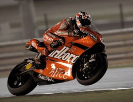 Pre - Commercialbank Grand Prix of Qatar