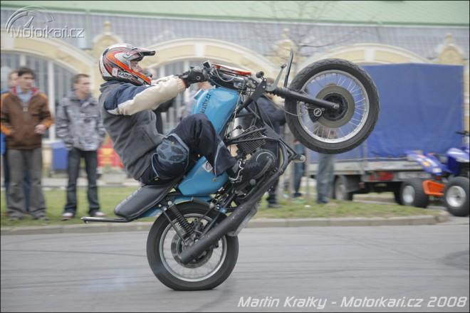 Doprovodný program na výstavì Motocykl