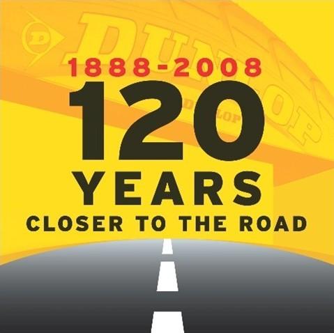 Dunlop oslavuje 120 let