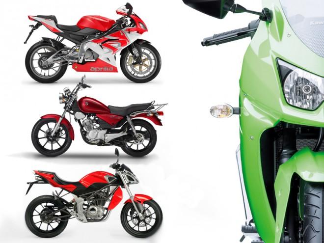 Maloobjemové motocykly v roce 2008