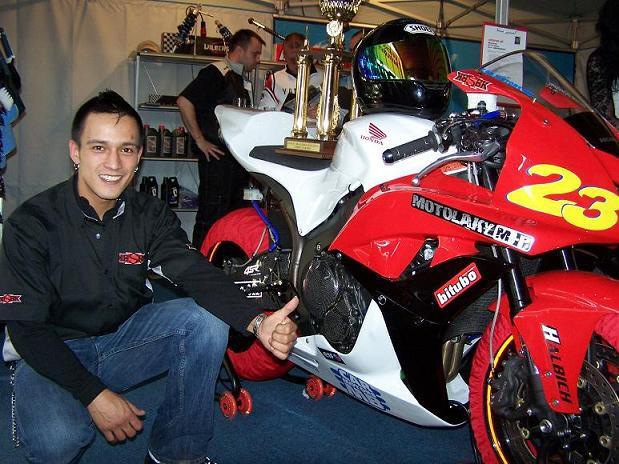 Indi Racing na výstavì Motocykl 2008