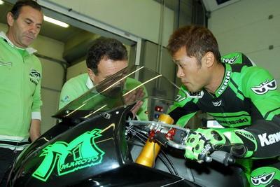 Zmìny u Kawasaki? Dojedou Tamada a West celou sezónu 2008 ?