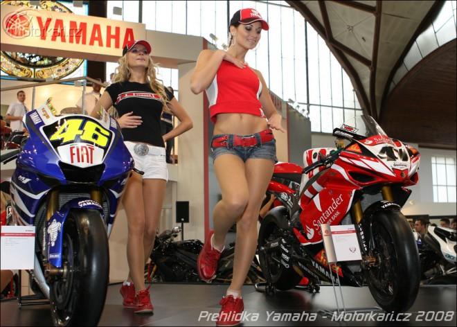 Obleèení Yamaha