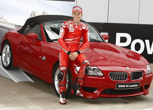 BMW a jezdci MotoGP, co mají spoleèného?