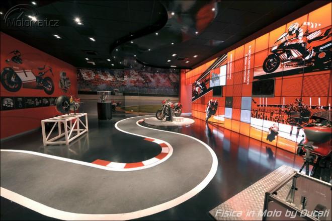 Fisica in Moto by Ducati