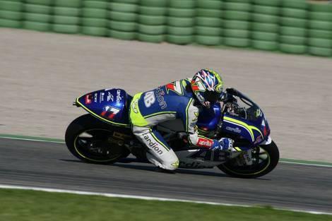 Grand Prix Jerez - 250cc, QP1